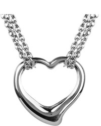 West Coast Jewelry Wcj N1112 Silver Stainless Steel Pendants