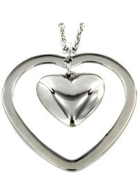 West Coast Jewelry Wcj N1123 Silver Stainless Steel Pendants