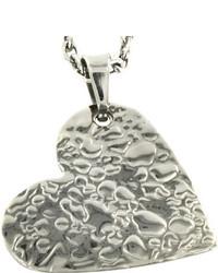 West Coast Jewelry Wcj N1127 Silver Stainless Steel Pendants