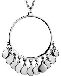 West Coast Jewelry Wcj N1129 Silver Stainless Steel Pendants
