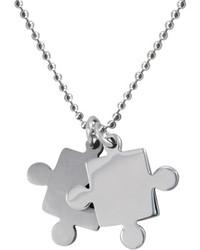 West Coast Jewelry Wcj P1105 C1 Silver Stainless Steel Pendants