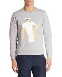 Lacoste Graphic Cotton Sweatshirt