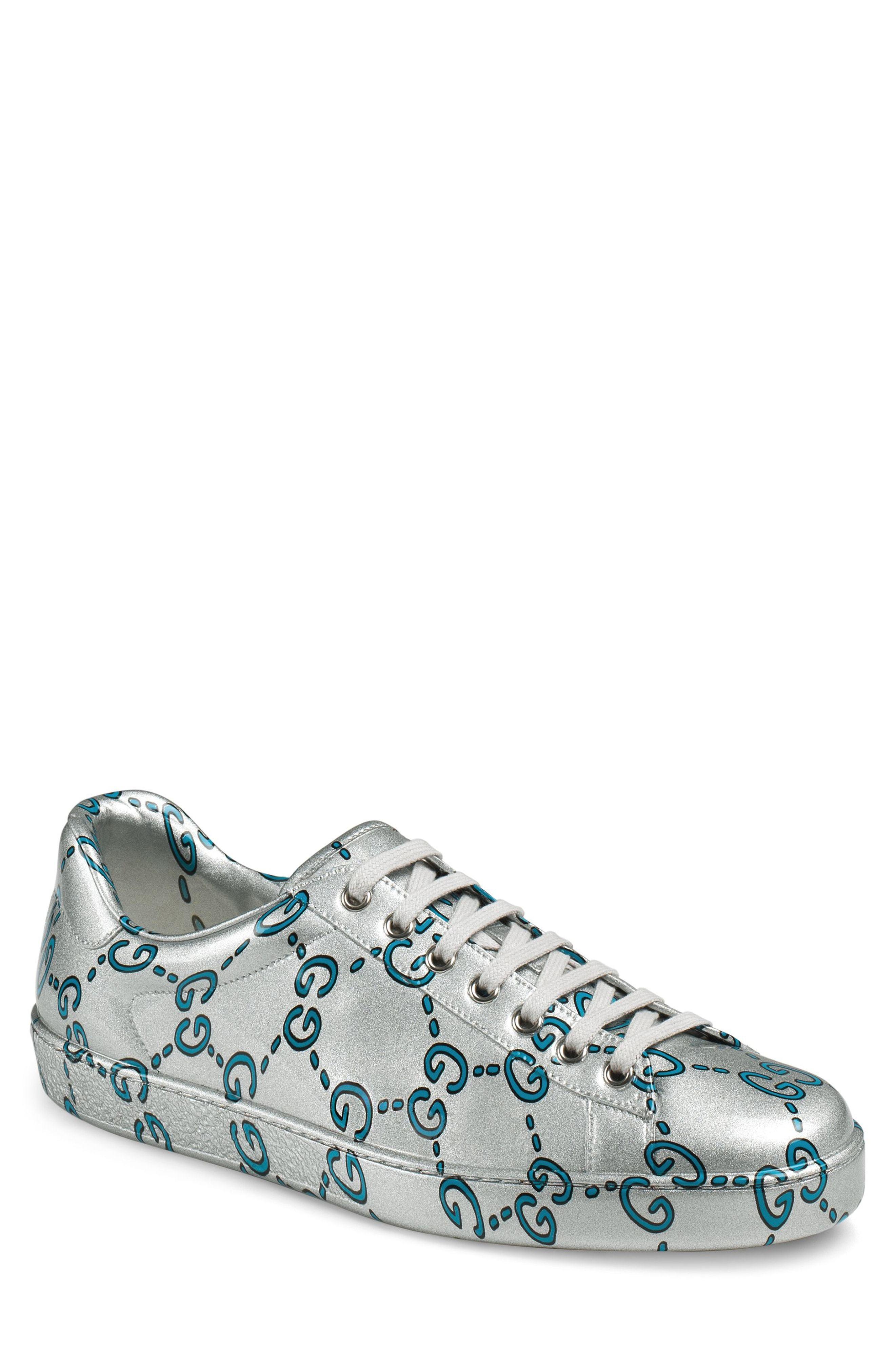 09d9480e8f6 ... Gucci New Ace Gg Ghost Sneaker