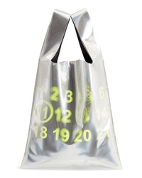 Maison Margiela Pvc Leather Shopper Bag