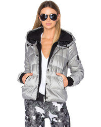 Alala City Puffer Jacket In Gray