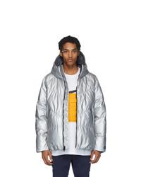Nike Silver Down Sportswear Jacket