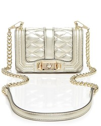 Crossbody mini love metallic medium 278039