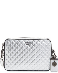 GUESS Rochelle Top Zip Small Crossbody