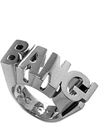 Noir Bang Dc Comics Power Statet Ring