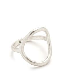 Madewell Big Circle Ring