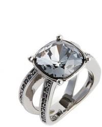 St. John Collection Swarovski Crystal Cocktail Ring