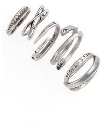 Kendra Scott Robyn 5 Pack Rings