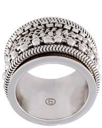 MM6 MAISON MARGIELA Chain Detail Ring