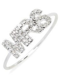 Ef Collection Mrs Diamond Ring