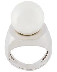 MM6 MAISON MARGIELA Pearl Ring