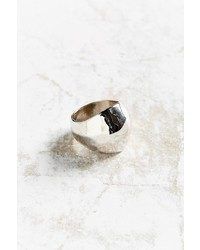 Penny Hammered Statet Ring