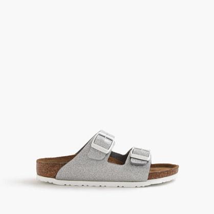Birkenstock Girls Arizona Glitter Sandals