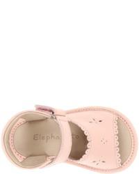 Elephantito Sandal W Scallop Girls Shoes