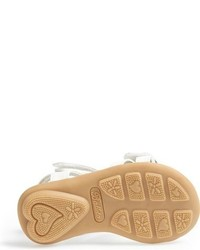 Jumping Jacks Toddler Girls Balleto Jasmine Sandal