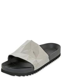 United Nude Diamond Cut Silicone Sandals