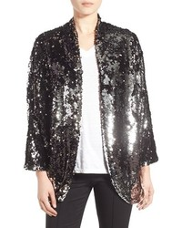 MinkPink Great Escape Sequin Jacket
