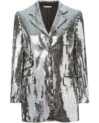 Moschino vintage sequinned blazer medium 379017
