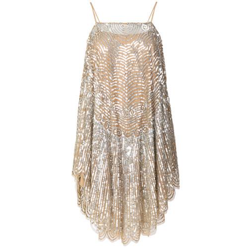 0cf65933 Twin-Set Sequin Dress, $412 | farfetch.com | Lookastic.com