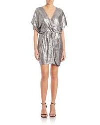 Parker Black Nole Dolman Sleeve Dress