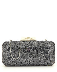 Belle Badgley Mischka Giada Sequin Minaudiere
