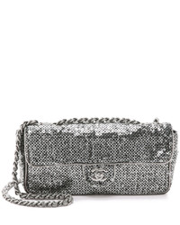 What Goes Around Comes Around Chanel Sequin Half Flap Bag