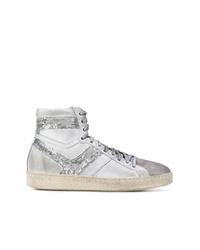 IRO Sequin Panel Barthyno Sneakers