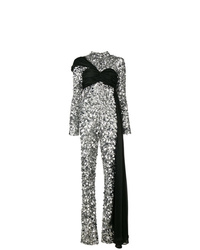 Moschino Metal Plaque Jumpsuit