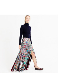 J.Crew Collection Sequin Maxi Skirt