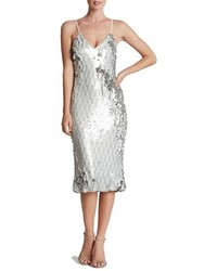 Nina sequin midi slipdress medium 976523
