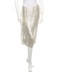 Ralph Lauren Collection Sequin Skirt W Tags