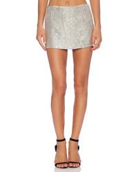 MLV Bobbi Sequin Skirt