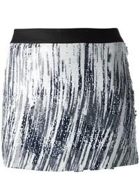 Kenzo Sequined Mini Skirt
