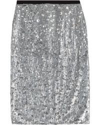 Burberry London Sequin Skirt