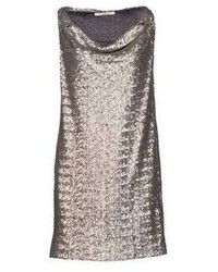 Gold Case Sogno Short Dresses