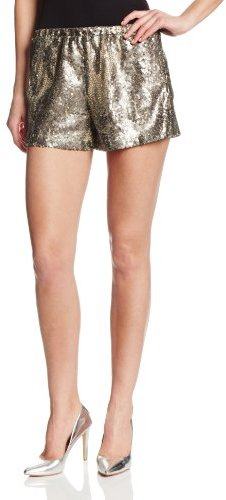 how to wear sequin shorts