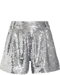 Ashish Sequinned Shorts