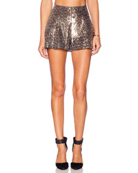 Sam Edelman Sequin Flippy Short