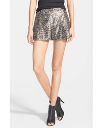 Sam Edelman Sequin Mini Shorts
