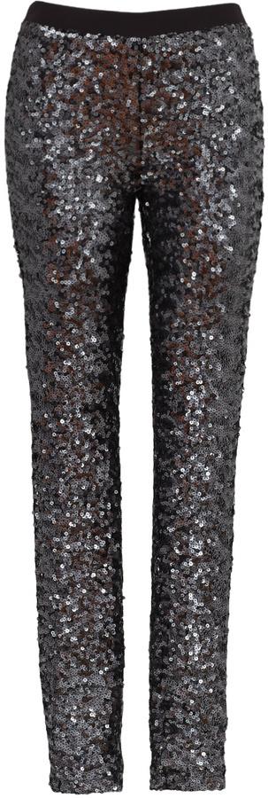 aaa483bbdbae7e BB Dakota Black Keaton Legging, $30   Rent The Runway   Lookastic.com