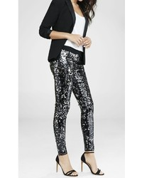 Sequin legging medium 357725