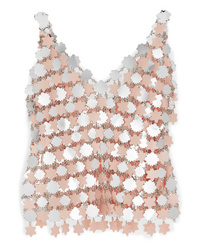 Paco Rabanne Sequined Camisole