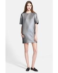 MSGM Metallic Shift Dress