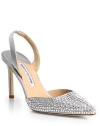 Silver Shoes