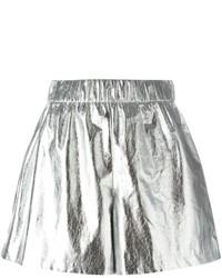 M Missoni Metallic Wide Leg Shorts