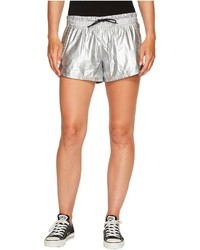 Converse Perforated Metallic Nylon Shorts